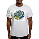 Boogerballs Brewery Ash Grey T-Shirt