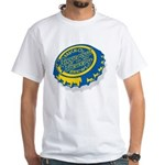 Boogerballs Brewery White T-Shirt