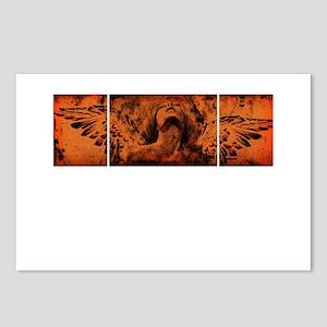 Lustful Angel Postcards (Package of 8)