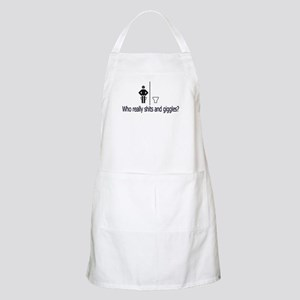 POOP Shits and Giggles BBQ Apron