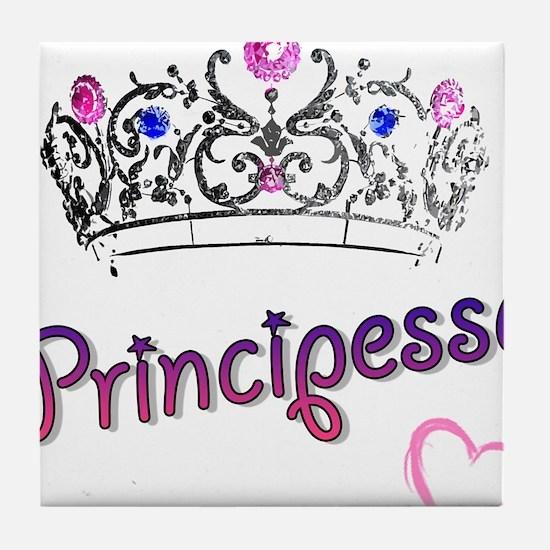 Principessa Tile Coaster