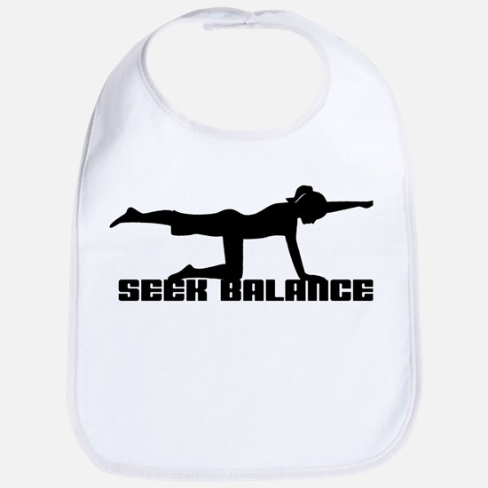 Seek Balance Bib