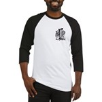 Blowing in the Wind [Instrument] Baseball Jersey
