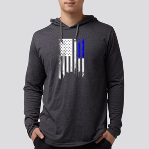 Architecture Flag Shirt Long Sleeve T-Shirt