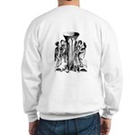 Blowing in the Wind [Instrument] Sweatshirt