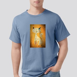 Oil painting of a female cat T-Shirt