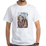 "Farmercon 100 Cover ""B"" White T-Shirt"