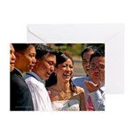 Happy Bride Greeting Cards (Pk of 10)
