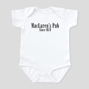 MacLaren's Pub Infant Bodysuit