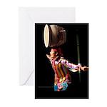Juggling Greeting Cards (Pk of 10)