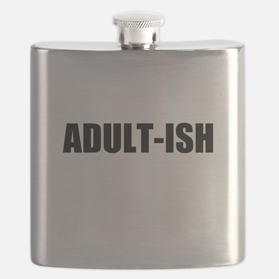 ADULT-ISH Flask
