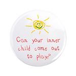 "Inner Child 3.5"" Button (100 pack)"
