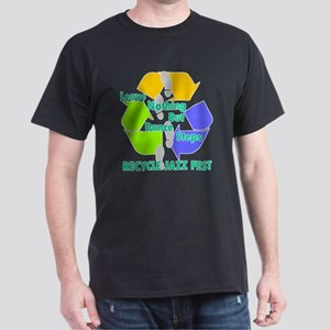 Recycle Jazz Fest Dark T-Shirt