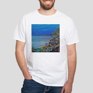 Under the Sea 2 White T-Shirt