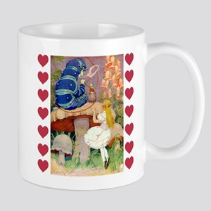 ADVICE FROM A CATERPILLAR Mug