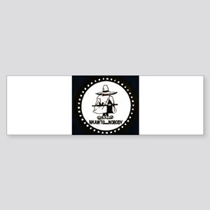 Tanker Black Ops Bumper Sticker