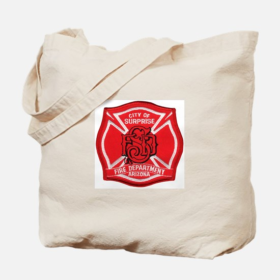 Surprise FD Tote Bag