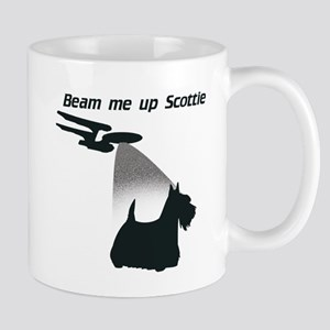 Beam Me Up Scottie Mug