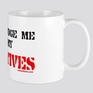MY RELATIVES Mug