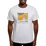 OrangeRoundFinalKey T-Shirt