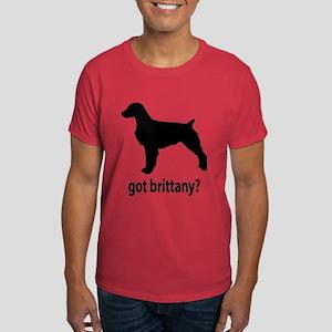 Got Brittany? Dark T-Shirt