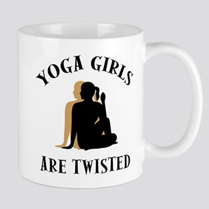 Yoga Girls Get Twisted Mug