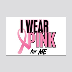I Wear Pink For ME 10 Mini Poster Print
