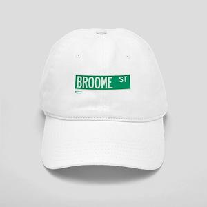 Broome Street in NY Cap