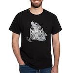 North Woods Ssledders - Snowm Dark T-Shirt