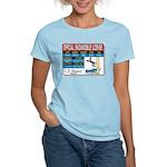 Snowmobile License tee Women's Light T-Shirt