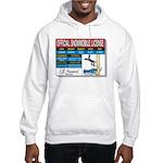 Snowmobile License tee Hooded Sweatshirt