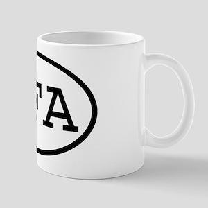 SFA Oval Mug