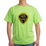 Tucson CID Green T-Shirt
