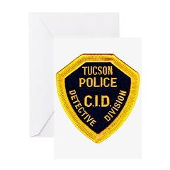 Tucson CID Greeting Card