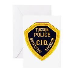 Tucson CID Greeting Cards (Pk of 10)