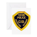 Tucson CID Greeting Cards (Pk of 20)
