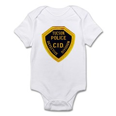 Tucson CID Infant Bodysuit