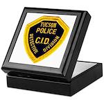 Tucson CID Keepsake Box
