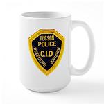Tucson CID Large Mug