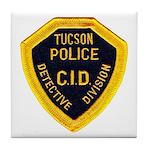 Tucson CID Tile Coaster