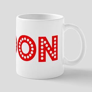 Retro Jadon (Red) Mug