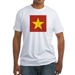 People's Republic of China Fitted T-Shirt