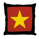 People's Republic of China Throw Pillow