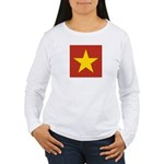 People's Republic of China Women's Long Sleeve T-S