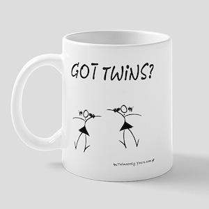 Got Twins? Girls Dancing Mug