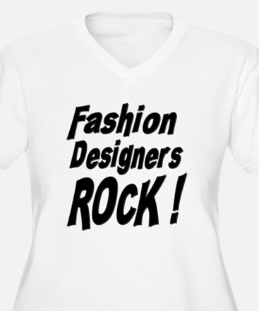 Fashion Designers Rock ! T-Shirt
