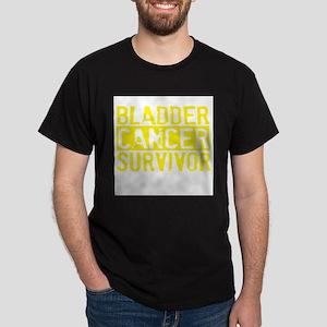 Proud Bladder Cancer Survivor T-Shirt