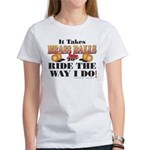 It takes Brass Balls Women's T-Shirt