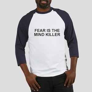 FEAR IS THE MIND KILLER Baseball Jersey
