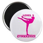 Gymnastics Magnet Level 5